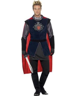 Arthur van het koninkrijk kostuum voor mannen