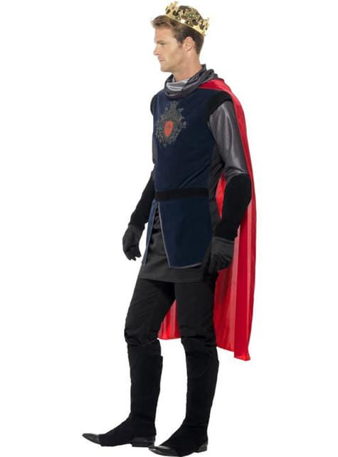 Disfraz del Rey Arturo - hombre