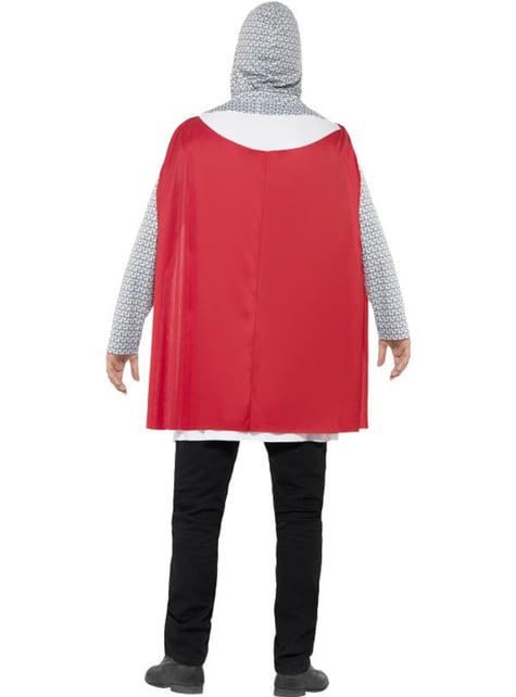 Disfraz de caballero medieval - original
