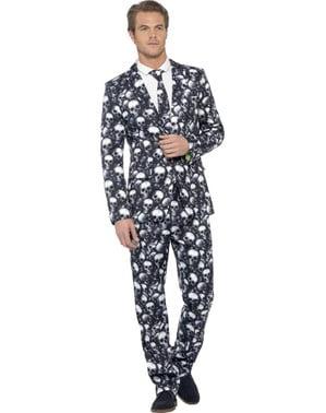 Costum de schelet elegant pentru bărbat
