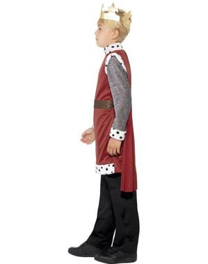 König Arthur Kostüm für Jungen