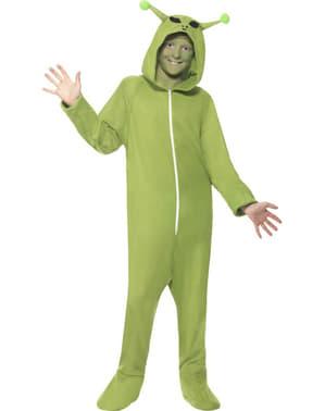 Costum de mic marțian