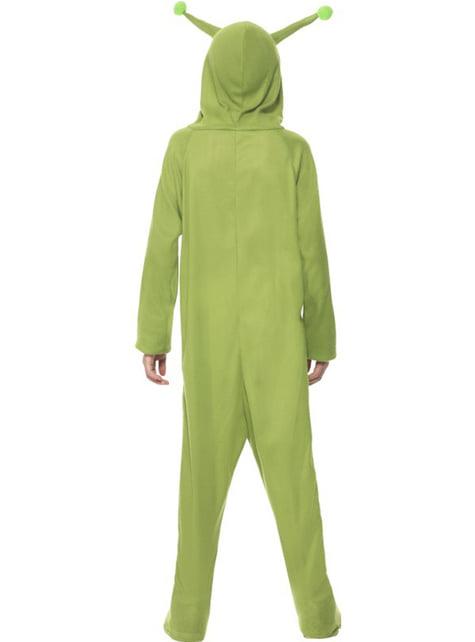 Alien feest kostuum voor jongens