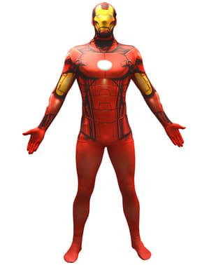 Iron Man klassisk Morphsuit kostyme