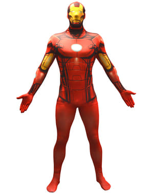 Klassinen Iron Man -Morphsuit-asu