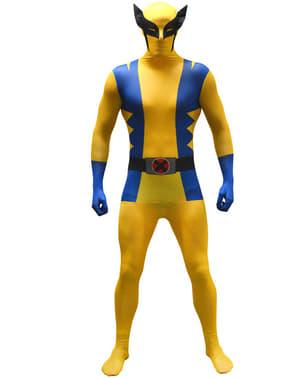 Klassinen Wolverine-Morphsuit-asu