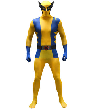 Morphsuit Wolverine classic kostume
