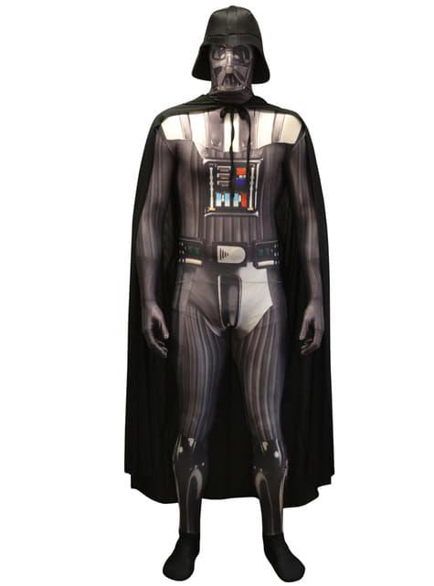 Disfraz de Darth Vader Deluxe Morphsuit