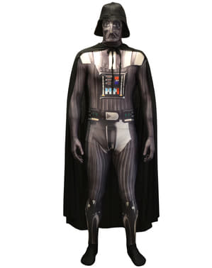 Darth Vader Deluxe Morphsuit Costume