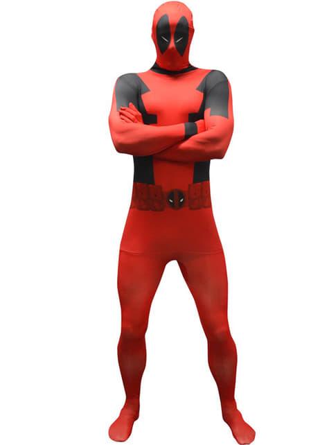 Morphsuit Deadpool classic kostume