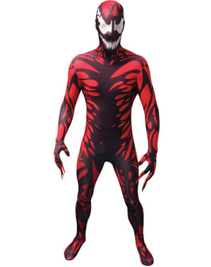 Carnage Morphsuit костюм