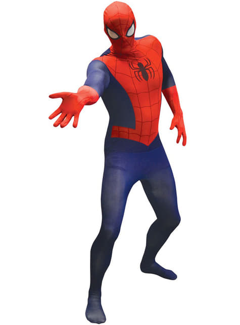 Disfraz de Spiderman Morphsuit - hombre