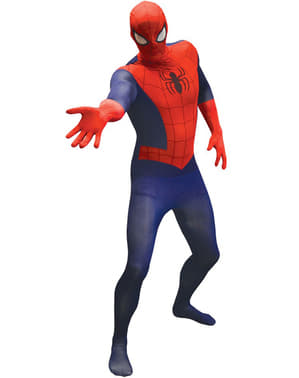 Spiderman klassisk Morphsuit kostyme