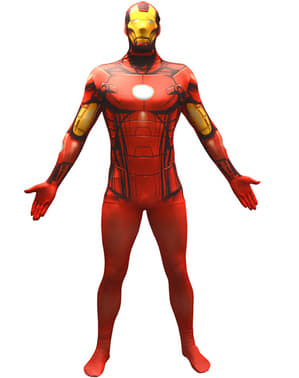 Fato de Homem de Ferro Classic Morphsuit