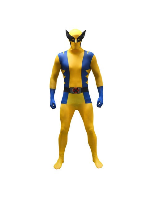 Wolverine Morphsuit Costume
