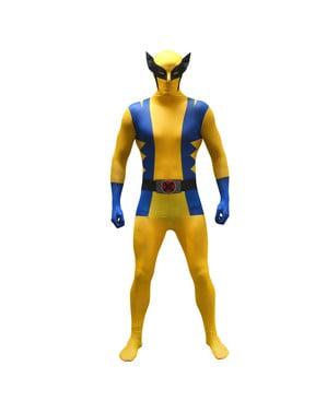 Wolverine Classic Morphsuit Maskeraddräkt