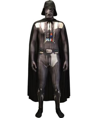Darth Vader Deluxe Morphsuit Maskeraddräkt