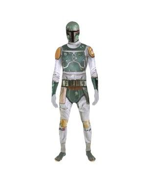 Boba Fett Deluxe Morphsuit Kostuum