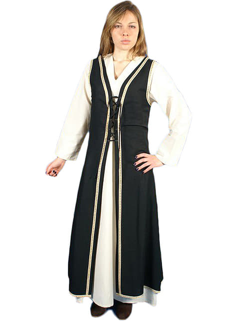 Sur-robe Juliette Linen femme