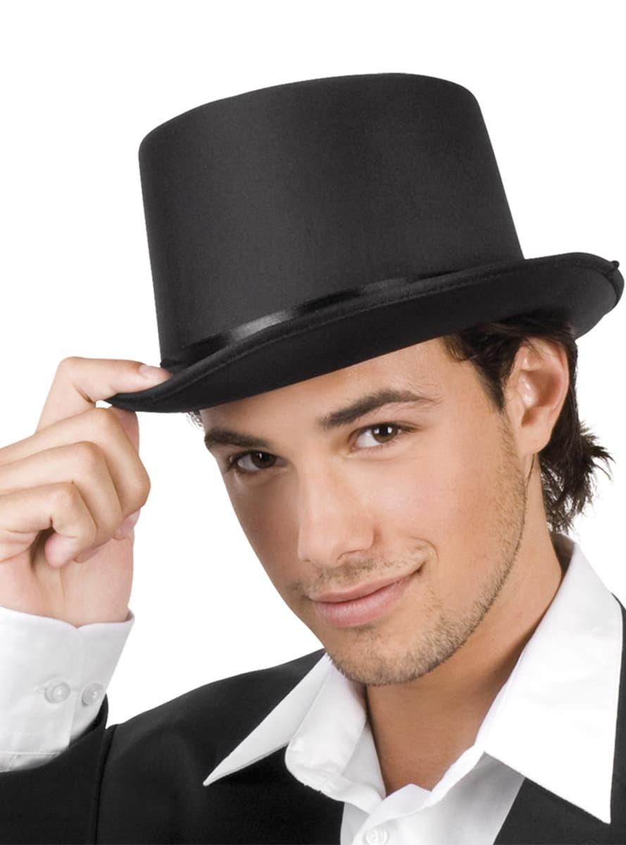 chapeau de gala homme pour d guisement funidelia. Black Bedroom Furniture Sets. Home Design Ideas