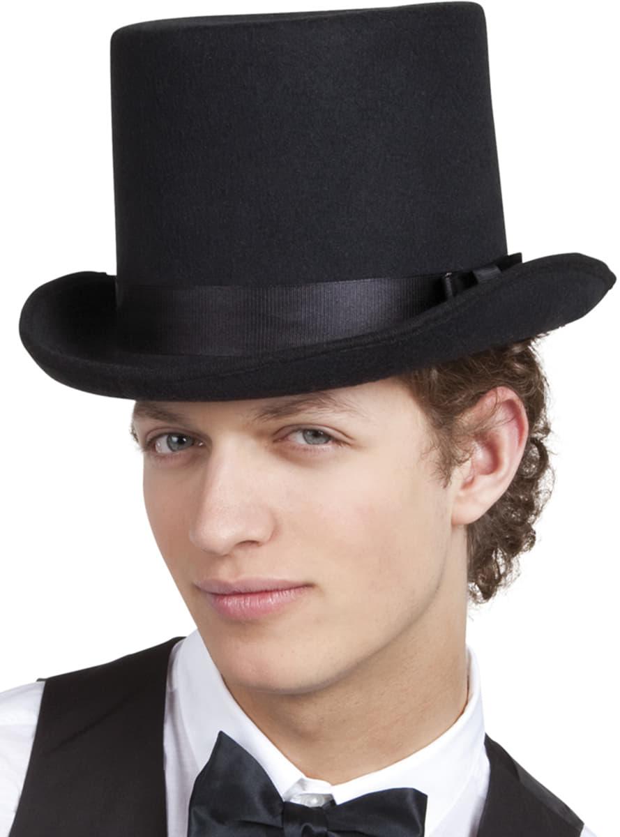 chapeau l gant homme pour d guisement funidelia. Black Bedroom Furniture Sets. Home Design Ideas