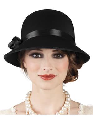 Womens Charleston girl hat