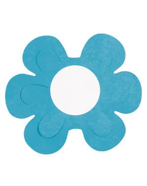 Decoratieve slinger fleurig