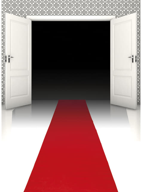 Famous red carpet