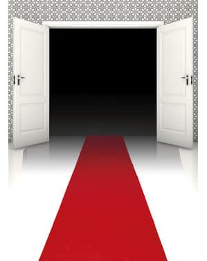 Der rote Teppich
