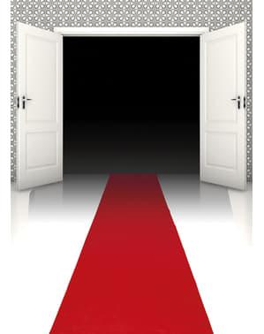 Slávny červený koberec