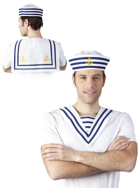 Námořnický límec unisex