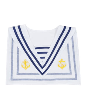 Collar de marinero unisex