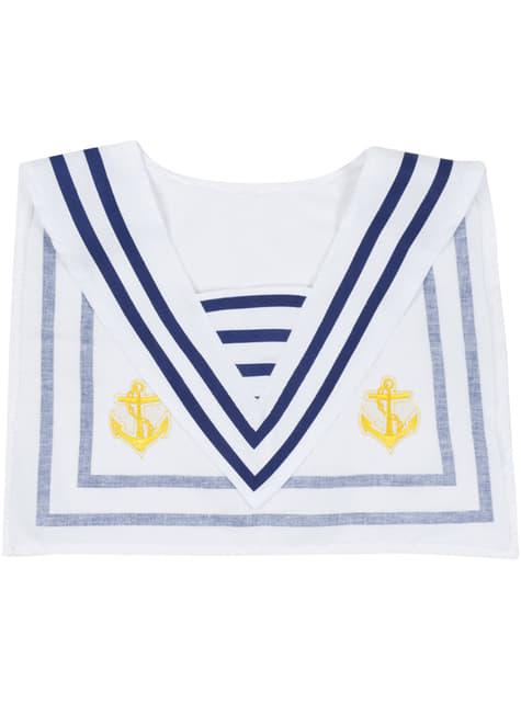 Colar de marinheiro unissex