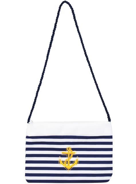 Womens sailor handbag