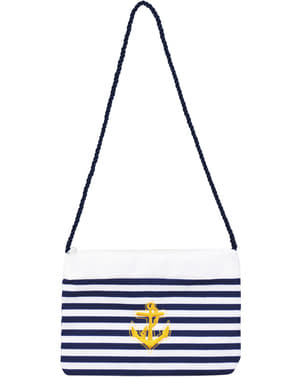 Womens sailor handbag