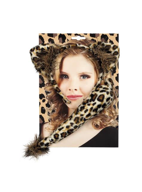 Αξεσουάρ γυναικείων λεοπάρδατων