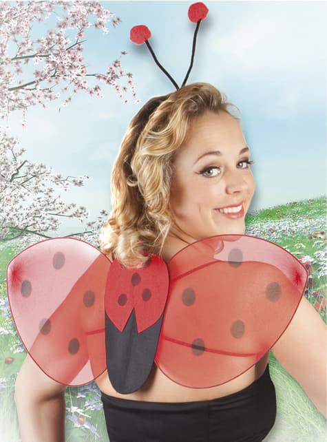 Φτερούγες και λουλούδια για γυναίκες