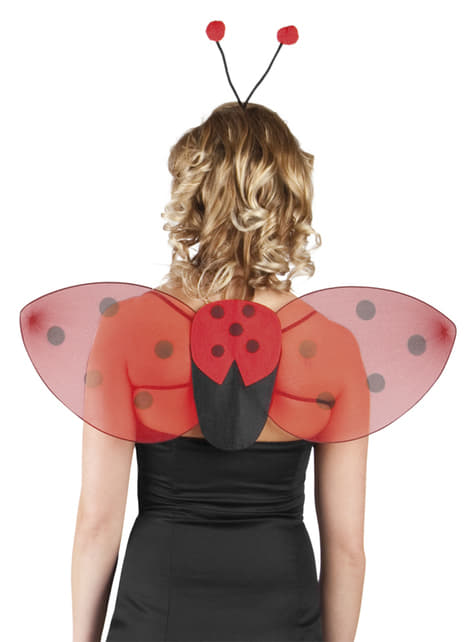 Крила сонечко і комплект пов'язки для жінок