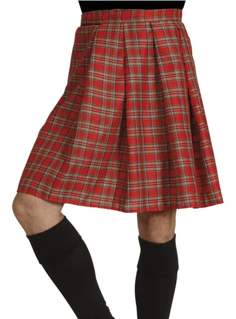 Mens Scottish kilt