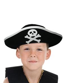 facdfd44c2250 Accesorios piratas para disfraz  parches de pirata
