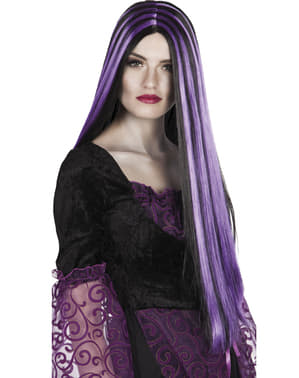 Womens sensual witch wig