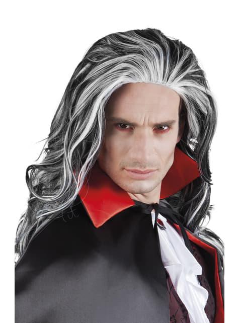 Mens vampire wig