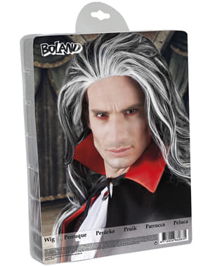 Miesten vampyyri-peruukki
