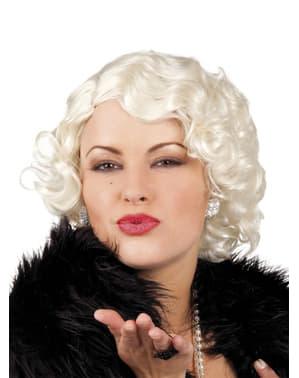 Жіноча відома перука Олени