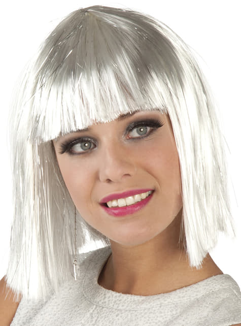 Peruka Gigi blond damska