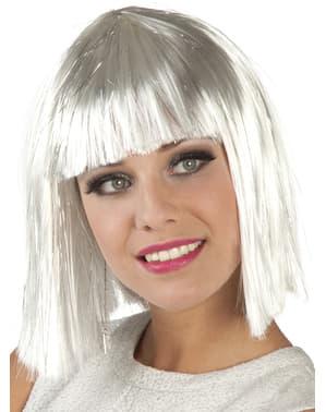 Naisten vaalea Gigi-peruukki