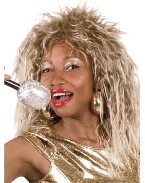 Peruca Tina Turner