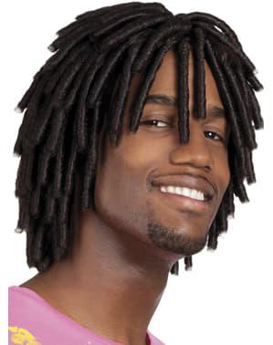 Mens Levi Rasta wig