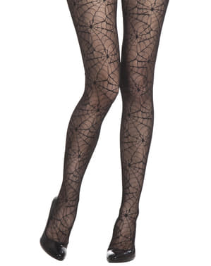 Womens spider tights