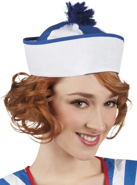 Sombrero de marinera sexy para mujer